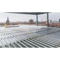 南京钢结构产业园选用新之杰YXB48-283.3-850闭口楼承板