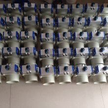 广东湛江除尘管道塑胶阀开门红安装方便东莞道瑞自动化科技有