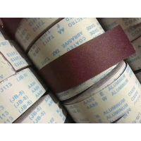 厂家批发JB-5手撕砂布卷,软砂布卷木工家具油漆打磨砂布卷