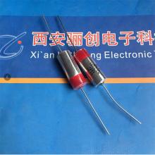 西安骊创长期供应铁壳电容CH82-4KV-0.22UF固体钽电解电容器系列规格齐全全现货热供中