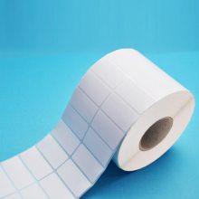 铜版纸不干胶标签80x60x50x40x30x20mm 条码标签贴纸 生产厂家