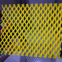 鱼鳞孔冲孔网板 菱形网天花板亚博app官方