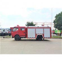 东风3.5吨泡沫消防车 随州厂家直销