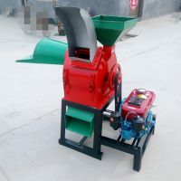 畜牧养殖饲料粉碎机/生产小型羊草揉丝机/干湿牧草秸秆揉草机