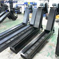 铨冠排屑机QG机床链板刮板螺旋式排削器金属废料输送机