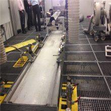 山东厂家供应格栅板 污水处理厂排污格栅板 电厂平台踏步板
