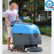 鞍山厂家直销青壁手推式Q60B地面洗地机 驾驶式地坪洗地机 ***多功能刷地机 货真价实