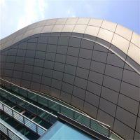 榆林铝板工程建筑装饰内外墙2.0mm厚铝单板铝单板幕墙价格
