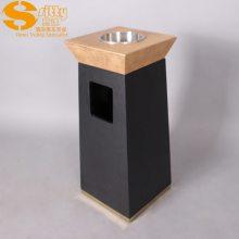 专业生产SITTY斯迪95.1044木质垃圾桶/大堂垃圾桶/烟灰桶