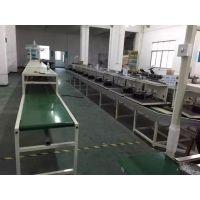 专业厂家供应升降皮带输送机生产线  防静电提升皮带流水线设备