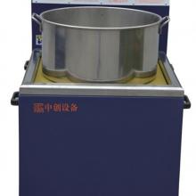 温州中创设备供应铜铆钉银触点清洗去毛刺抛光机
