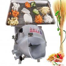 亚博国际真实吗机械 小型切菜机 山楂海带豆腐皮切丝机 大型不锈钢桑叶切片机 萝卜切丝切块机