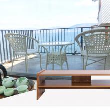 现代简约板式茶几 长方形木质茶几 茶桌 客厅家具
