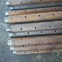 大口径钢制桥式过滤管/325mm降水井滤水管(出水量大)
