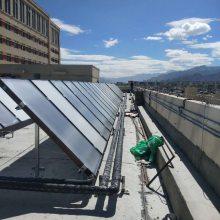 今年的太阳能热水器工程安装有啥新的前景图片