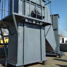 304不锈钢复合肥提升机 316材质垂直瓦斗式上料机