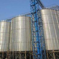 大型片装式镀锌钢板仓|包工包料一条龙|立式稻谷钢板仓