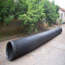 1000mm矿用涂覆布正压风筒 隧道用风筒价格