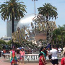 不锈钢地球仪雕塑,七彩镂空球