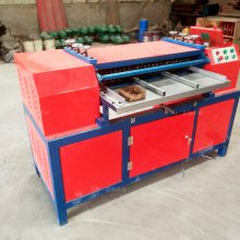 河北鑫鹏散热器拆解机铜铝散热器拆解分离生产线生产图片