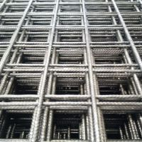 无处理铁丝网片 电焊焊接网 方孔格栅网片