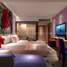 重庆主题酒店设计效果图