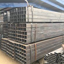 四川雅安方管 Q235镀锌方矩管 方钢 量大从优