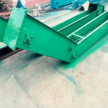 沙子刮板运输机江苏 不锈钢刮板机变频调速