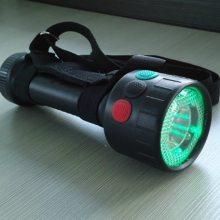 海洋王JW7500多功能袖珍信号灯 三色四色手电筒