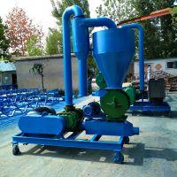 水稻装车吸粮机厂家直销 管道气力吸粮机