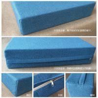 海绵垫单人定做高密度海绵沙发垫加海棉垫实组合座中式三人木头