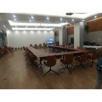 工厂直销上海办公会议桌 办公会议桌定制 韩尔现代定制品牌