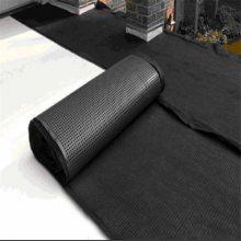 供应15高塑料排水蓄水板H15mm高塑料透水疏水板排水保护板复合排水板