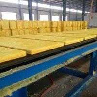 防火玻璃棉丝绵板 70厚离心玻璃棉板生产厂家