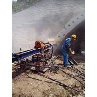 贵州云南高边坡一次性开挖张拉锚索液压钻机