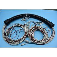 线束,设备定制线,汽车线束 TE/泰科 镀锡铜线 PVC(聚氯乙烯)