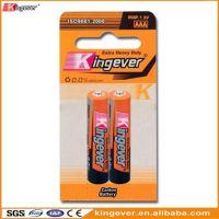 遥控玩具干电池 Kingever 七号电池
