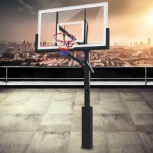 杭州液压篮球架 手动液压篮球架室外篮球架报价