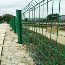 批发双边丝护栏网 围水库 道路安全隔离网 围墙铁网栅栏