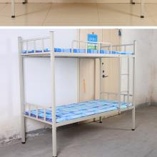 平武县上下铺铁床 工地铁床 宿舍学生床 厂家直销送货安装