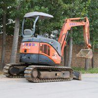 安徽地区日立 沃尔沃原装进口二手小型挖掘机多少钱
