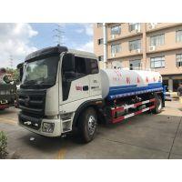 福田瑞沃15吨洒水车 TWY5180GPSB5型绿化喷洒车