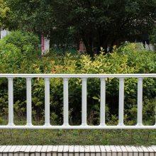 河南山木市政护栏交通护栏道路隔离护栏现货定制 人行道镀锌安全防护栏