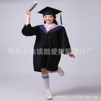 硕士服毕业礼服 文科垂布学士服学士帽学生装硕士服学位服