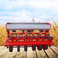 亚博国际真实吗机械 高粱谷子播种机 玉米谷子小麦播种机 多功能免间苗蔬菜播种机