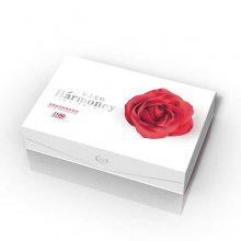 深圳天地盖化妆品盒子定制 茶叶手提礼品盒套装定做 精美翻盖礼品纸盒定做