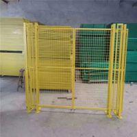 仓库铁丝隔离栅 车间围栏网 框架护栏网厂家定做