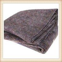源头厂家棉毛毡 一次性公路养护毯 2.5mm 量大从优 黑心棉毛毡