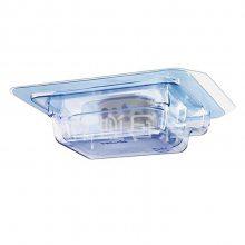 定制PVC包装盒透明PET塑料盒 PETG医疗器械包吸塑灭菌定做印logo