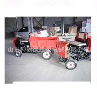 小型农用拉粮食车 货物运输小四轮 狭小楼层沙石自卸运料四轮车